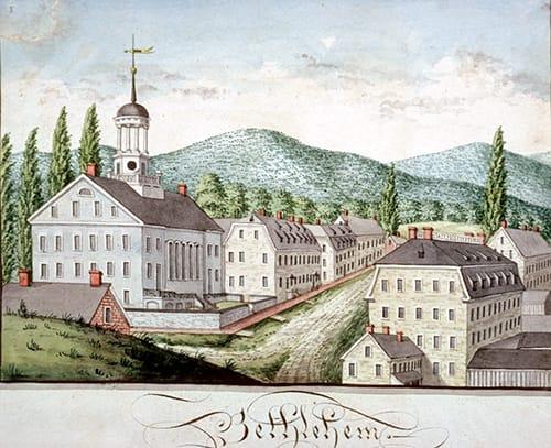 Bethlehem Moravian Settlement
